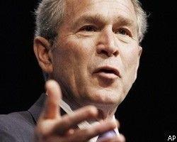 Джордж Буш бросил играть в гольф из-за войны в Ираке