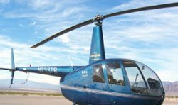 В Канаде вертолет упал на жилой квартал