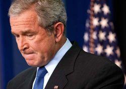 Джордж Буш посетовал на отсутствие компьютера в Белом доме
