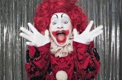 У клоунов не лечатся и не доверяют им обучение своих детей
