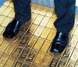 Как приватизируют 798,8 тонн золота