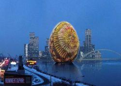 «Писанка»: символом новой Украины станет яйцо? (фото)