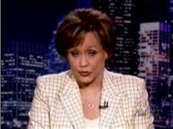 Американская телеведущая выругалась в прямом эфире (видео)