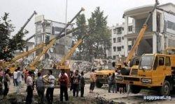 Китайские мошенники заработали на землетрясении