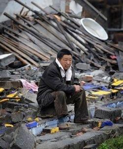 Китайские блоггеры придумывают теории заговора вокруг землетрясения