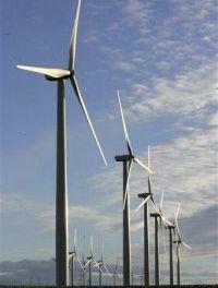 Энергия ветра перерастает роль альтернативного источника