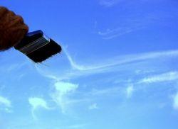 Игры с небом фотографа из Калифорнии (фото)