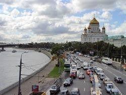 """Центр Москвы закроют для автомобилей класса ниже \""""Евро-2\"""""""