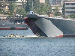 Крымские коммунисты собирают подписи за то, чтобы российский флот не уходил
