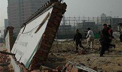 Ущерб от землетрясения в Китае превысит $20 млрд
