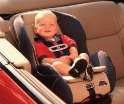 Как обезопасить ребенка в автомобиле