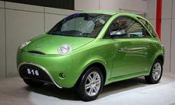 Компакт-кар Chery QQ5 будет стоить менее 4000 долларов