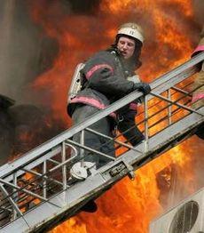 Доказано, что пожарные чаще болеют раком