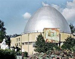 Московский планетарий откроется к концу 2009 года