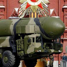 Парад 9 мая стал рекламной акцией российского ВПК