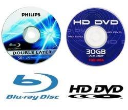Blu-ray не сможет поколебать господства DVD до 2012 года