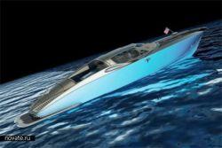 Лодка с дизайном от Chevrolet (фото)