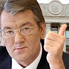 Виктор Ющенко: заявление Юрия Лужкова – унижение для украинской нации