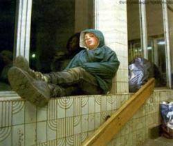 Согласно официальной статистике в России - 730 тысяч беспризорников