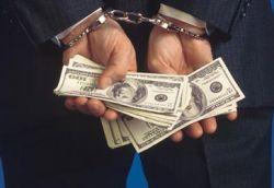 Профсоюзный деятель пытался обналичить 20 миллиардов украденных рублей