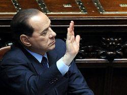 Сенат проголосовал в поддержку правительства Сильвио Берлускони