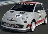 Fiat 500 Abarth Assetto Corse существенно отличается от Fiat 500