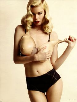Клаудиа Шиффер (Claudia Schiffer) в журнале Vogue (фото)