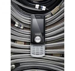 Samsung представил телефон для меломанов SGH-F400