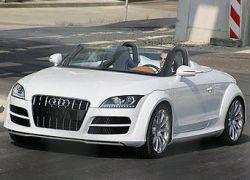 Audi готовит новую версию родстера TT