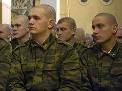 Увидев российские казармы, Дмитрий  Медведев пообещал переселить курсантов в общежития