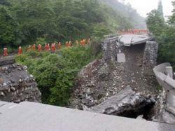 Китай попросил у США снимки пострадавших от землетрясения районов