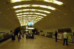 В метро появятся телеэкраны