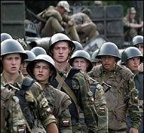 """Российская армия глазами \""""чайника\"""""""
