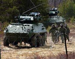 Канада рвется в военные лидеры мира