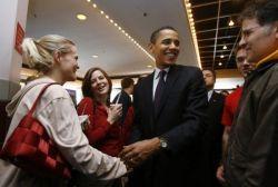 Демократы объединяются вокруг Барака Обамы против Джона Маккейна