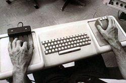 Великие клавиатуры прошлого