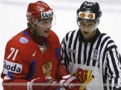 Илья Ковальчук пропустит полуфинал чемпионата мира по хоккею из-за дисквалификации
