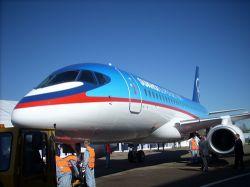 """Первый полет Superjet 100 состоится до конца мая, заверил глава \""""Сухого\"""""""