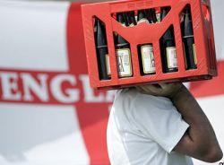 Британским болельщикам посоветовали не оставлять водку без присмотра