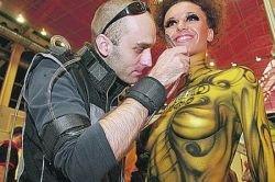 В Москве открылась эротическая ярмарка X-Show (фото)