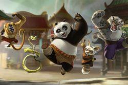 Трейлер к мультфильму «Кунг-фу панда» (Kung Fu Panda) (видео)