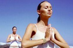 Занятия йогой помогают женщинам после лечения рака