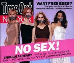 """Нью-йоркцы бойкотируют \""""Секс в большом городе\"""""""