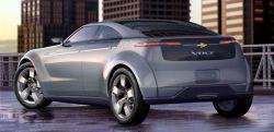Chevrolet Volt проехал 65 км на электроэнергии