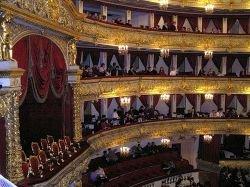 Каждый четвертый россиянин ни разу не был в театре