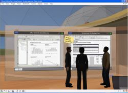 Внутрикорпоративный Second Life