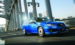 Subaru выпускает спецверсию Legacy STI S402