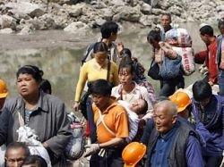 В Китае могут не выдержать дамбы - людей эвакуируют на холмы