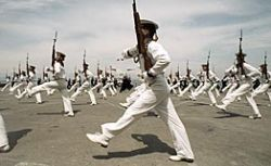 Японцы пригласили на парад российский корабль