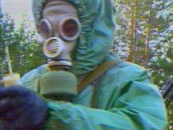 В США — химическая тревога